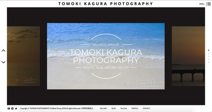 TOMOKI KAGURA PHOTOGRAPHY / 写真家 神楽トモキ