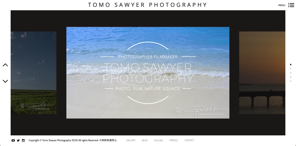 Tomo Sawyer Photography / 宗谷朋樹